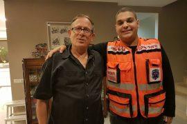 מנחם מור, סגן ראש מועצת הר אדר, בכאבים בחזה והזעיק עזרה רפואית. מאור נחום