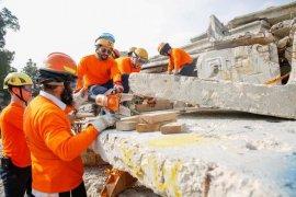 צוות חילוץ מהרס באיחוד הצלה